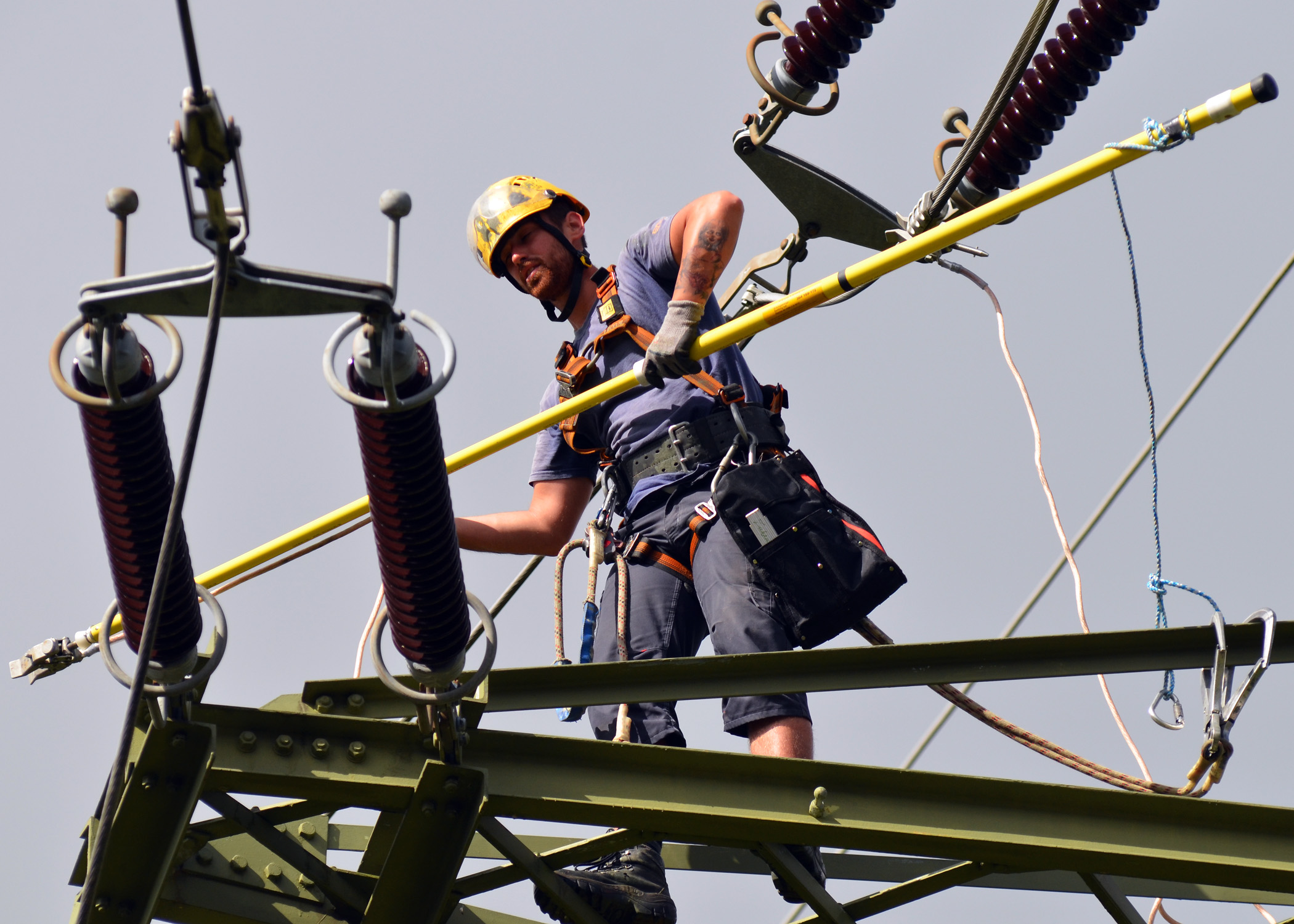 ED Netze ersetzen Kupferkabel durch Lichtwellenleiter - Höhere ...
